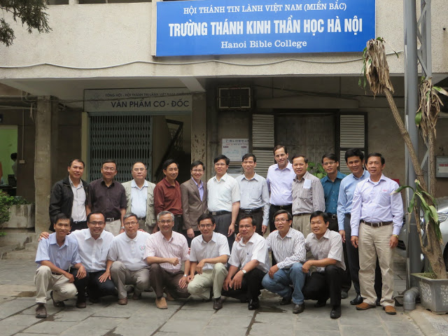 EC at Hanoi Bible College