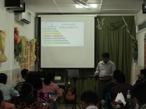 7 Steps Training Cambodia